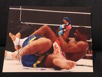 ALISTAIR OVEREEM SIGNED 8X10 PHOTO UFC STRIKE MMA W/COA+PROOF RARE WOW