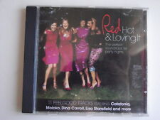 Various Artists - Red Hot and Loving It. CD Album (L12)