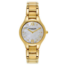 RAYMOND WEIL Noemia Mother of Pearl Diamond Dial Ladies Watch 5132P00985