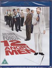 12 Angry Men (1957) Henry Fonda New & Sealed Region Free Blu-ray