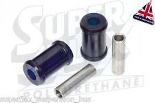 SUPERFLEX POLYURETHANE REAR SPRING CARRIER FRONT KIT ROVER P6 OEM# 558851