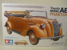 Japanischer Toyota Stabswagen Model AB Phaeteon  - Tamiya Baus.1:35 - 35338  #E