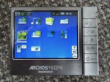 Archos 404 Gray/Silver (30GB) Digital Media Player includes DVR Station