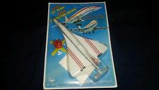 Simpsons-Sears LTD Canada - Flying Jet Plane Battery Operated