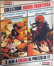 COLLEZIONE NUOVA FRONTIERA N.5 CON SUPER-TOTEM N.1-2 FUMETTO