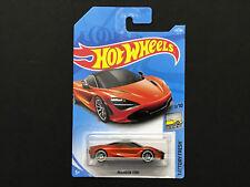 2018 Hot wheels McLaren 720S > Case H #178 /365 Orange