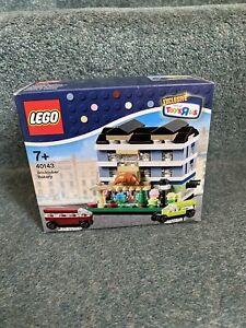 Toys-R-Us Exclusive Lego Bricktober Bakery 40143