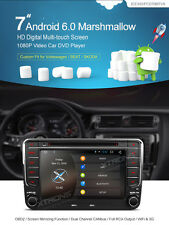 """Volkswagen / Seat / Skoda Models' 7"""" Android 6.0 Marshmallow, Multi Touch Screen"""