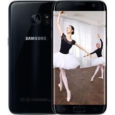 """Samsung Galaxy S7 Edge SM-G935T Nero 32GB (T-Mobile Sbloccato) GSM 5,5"""" 12 Mpx"""
