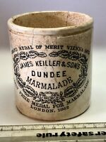 """1895 Transferred DUNDEE MARMALADE - Date Letter """"D"""" (G507)"""