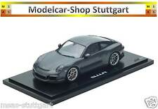 Porsche 911r westminstergrey Spark 1:18 Exclusive patentadas Limited Edition 300