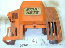 Stihl Hs-75 Hedge Trimmer Oem - Motor Shroud