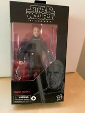 Hasbro Star Wars The Black Series Count Dooku Toy Action Figure - E8072 USED