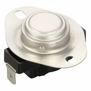 Quadrafire Heat-N-Glo 107-531 Fan Temperature Sensor Switch Disc, Gas Fireplace