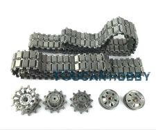HengLong 1/16 Challenger Ii Rc Tank 3908 Metal Tracks Sprockets Idler Wheels