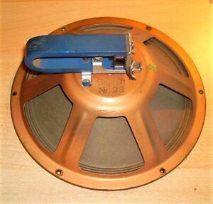 Lautsprecher  -  Freischwinger  -  orig. für Volksempfänger  -  gute Funktion