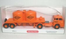 Man Rja Chemikaliensattelzug Readymix (Orange) 1:87