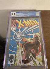 Uncanny X-Men #221 CGC 9.4 Marvel 1st Appearance Mister Sinister 1980 claremont