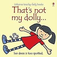 That's Not My Dolly Hardcover Fiona Watt
