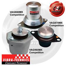 VW Golf MK3 Alle Motoren Vibra Technics kompletter motor mount Race Satz