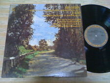 BRAHMS-Concerto in D Major  Zino Francescatti Japan LP