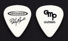 Warrant Billy Morris Signature Guitar Pick - 2002 Tour