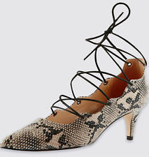 Marks and Spencer Party Slim Heel Shoes for Women