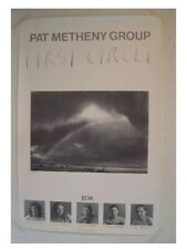 Pat Metheny Group Poster 8A The First circle Old