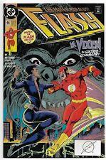 The Flash  #46 DC Comics 1991 VF