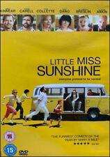 LITTLE MISS SUNSHINE (Greg KINNEAR Steve CARELL Toni COLLETTE) Comedy DVD Reg 2