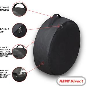 "Spare Wheel Tyre Bag Cover Size XXXL 14"" 15"" 16"" 17"" 18"" car van"