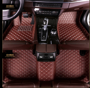 Custom car floor mats for Chevrolet Camaro Malibu Cruze Epica Copachi  5 seats