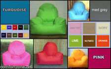 Polyester Chair Solid Bean Bag & Inflatable Furniture