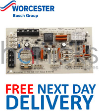 Worcester Bosch Highflow 400 PCB 77161922370 E03-852 Genuine Part *NEW*