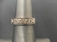 Stunning LeVian 14kt Rose Gold And .45cttw. Chocolate Diamond Ring