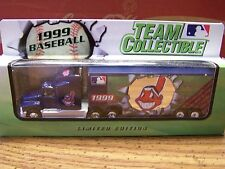 MLB, 1999 CLEVELAND Indians, TEAM COLLECTIBLES, White Rose Collectibles