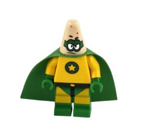 Lego Patrick 3815 Super Hero SpongeBob SquarePants Minifigure