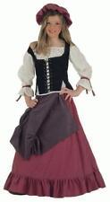 Disfraz tabernera medieval niña infantil 3 4 5 años