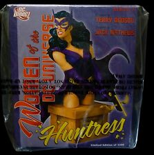 Huntress Bust Statue Series 2 New Sealed Women of the DC Universe Amricons .