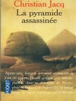 La Pyramide Assassinee Christian Jacq Plon 1993 Pocket