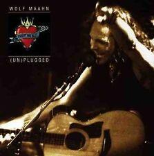 Wolf Maahn - Direkt Ins Blut - (Un)plugged - CD NEU Rosen im Asphalt