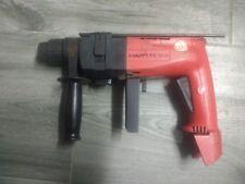 Hilti TE 10 A Akkubohrhammer Sologerät Solomaschine Bohrhammer SDS 36 Volt