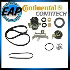 For Beetle Golf OEM Timing Serpentine Belt Thermostat Water Pump Kit w/Seals NEW