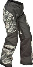 NEW FLY RACING PATROL CAMO  ATV  MX BMX MTB RACING PANTS  size 40
