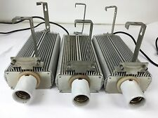 Lot of 3 Lumatek 1000 Grow Light Ballast ParSource 1000W Parts/Repair
