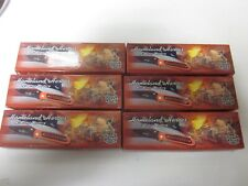 (6) Homeland Heroes Fire Fighter Knife 16-654Ff