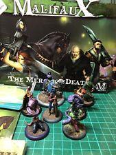 Malifaux: Mercy of Death Crew