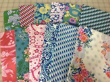 FreeSpirit Jennifer Paganelli Hotel Fredriksted Fabric Fat Quarter Bundle