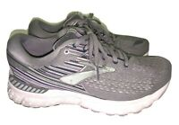 Brooks Adrenaline GTS 19 Running Shoes Women's Size 6 D Gray/ Lavender MSRP $150