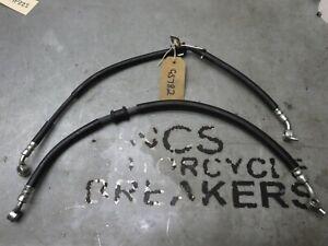 Suzuki GSXR1000 GSXR K9-L6 Standard Front brake hose lines pipes GS782